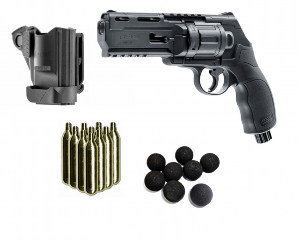 Umarex T4E HDR 50 cal.50 Revolver Home Defense Kit