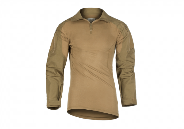 Clawgear Operator Combat Shirt Coyote