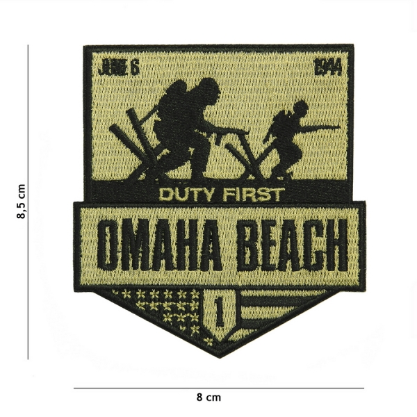 OPS Gear Patch - Omaha Beach