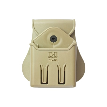 IMI Single Magazine Fast Pouch 5.56 for AR15/Galil / tan