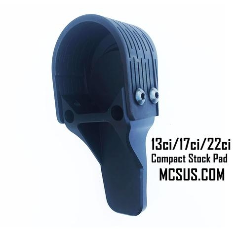 MCS 13ci/17ci/22ci Compact Air Butt Stock Pad