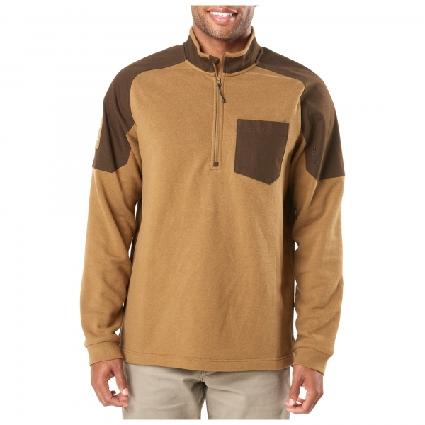 5.11 Radar Fleece Half Zip Kangaroo