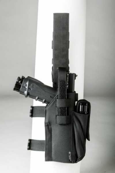 Tiberius Arms T8 / T8.1 EXO Drop Leg / Deluxe Holster