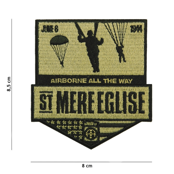 OPS Gear Patch - St Mere Eglise