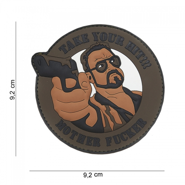 OPS Gear Patch - Take your hit