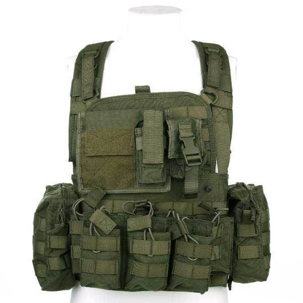 OPS Gear Chest Rig Operator