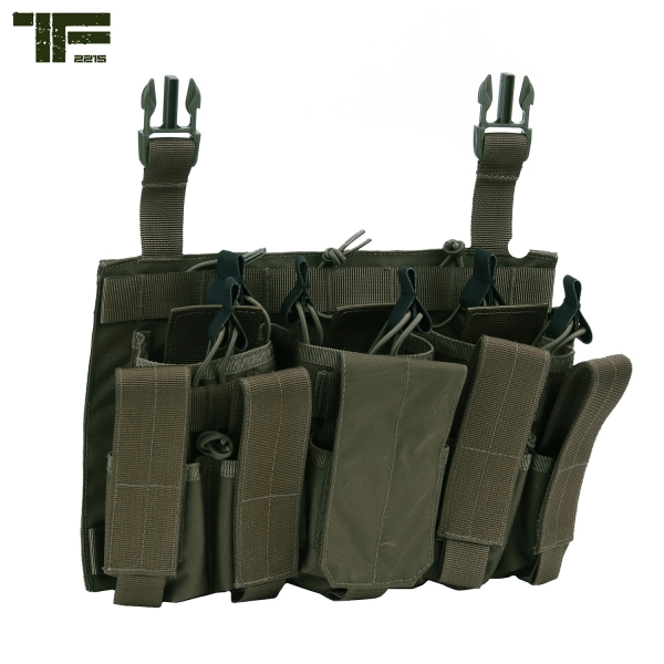 Task Force 2215 Attach Multi Mag Pouch / Ranger Green