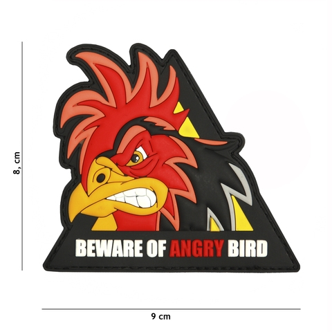 OPS Gear Patch - Beware of angry bird