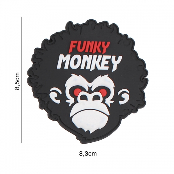 OPS Gear Patch - Funky Monkey