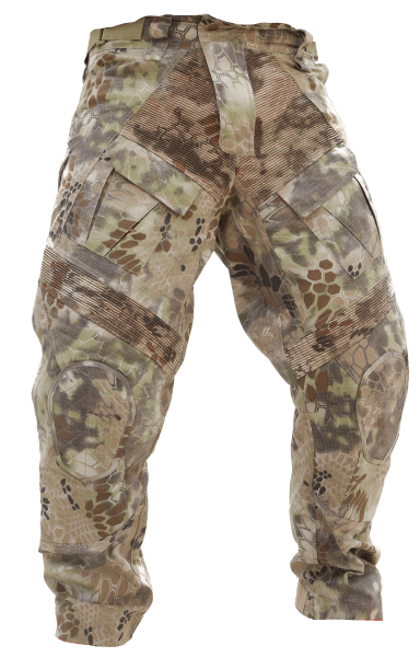 OPS Gear Attack Pants - K-Cam