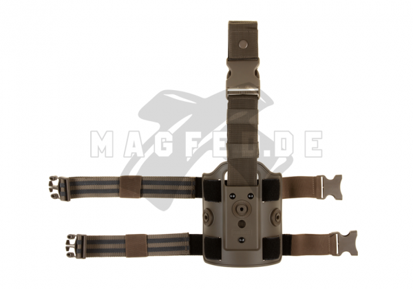 First Strike FSC Modular Drop Leg Rig - FDE