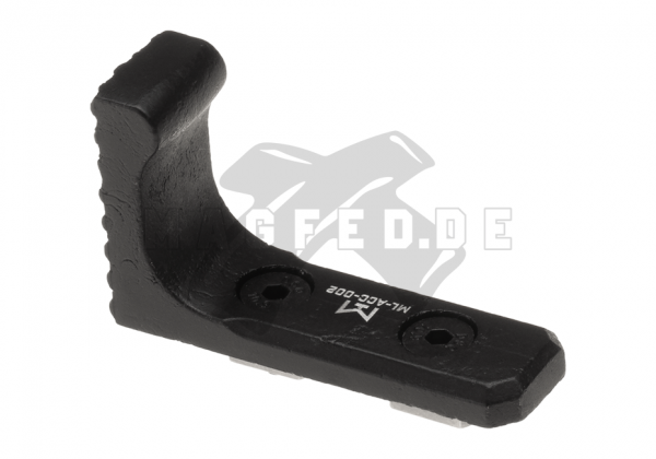 Ares M-LOK Hand Stop Type B Black