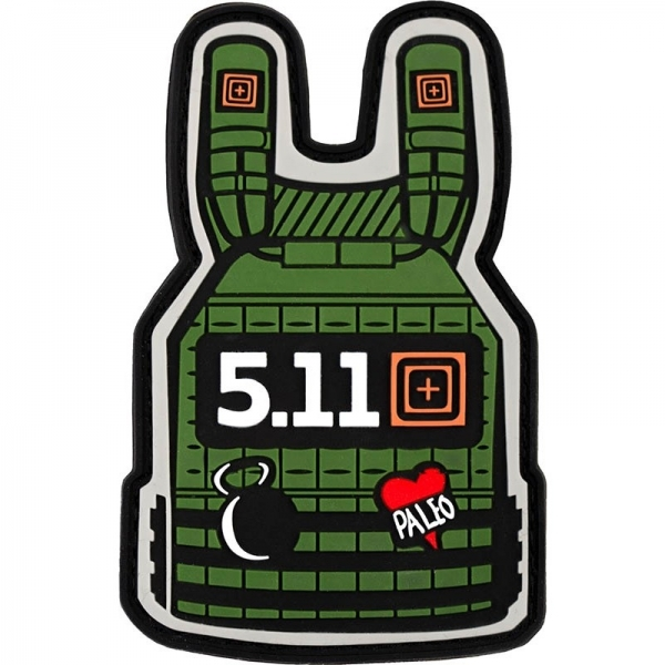 5.11 Plate Carrier Patch