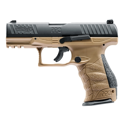 Walther PPQ M2 RAM T4E FDE, cal. 43 / RAL8000